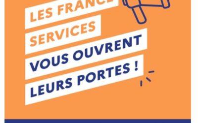 Portes ouvertes France Services